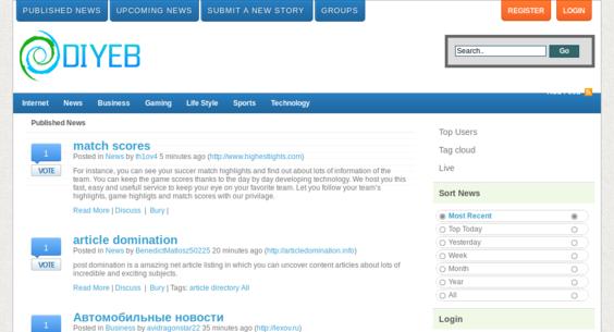 Website regular 2867623