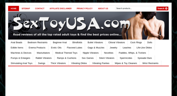 Sex toy web sites reviews
