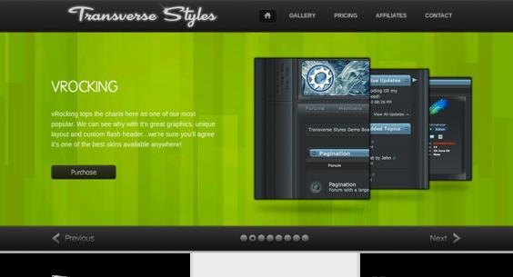 transversestyles com — Website Sold on Flippa: PR4 , 9-yr