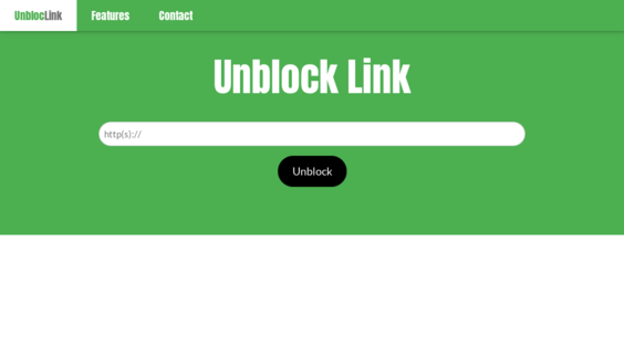 unbloc link — Starter Site Sold on Flippa: HTTP Proxy