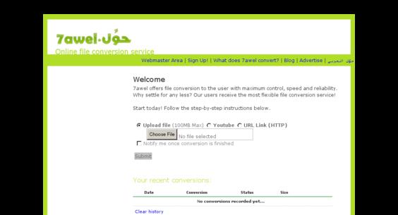 7awel com — Website Listed on Flippa: Online File Converting