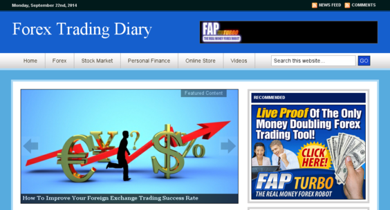 Forex trader log | The leading forex trading diary application