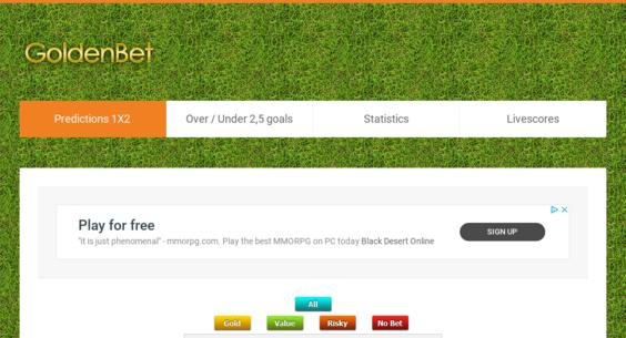 goldenbet com — Website Listed on Flippa: Free Football
