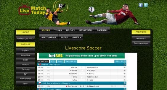 LiveMatch Today — Starter Site Sold on Flippa: Amazing