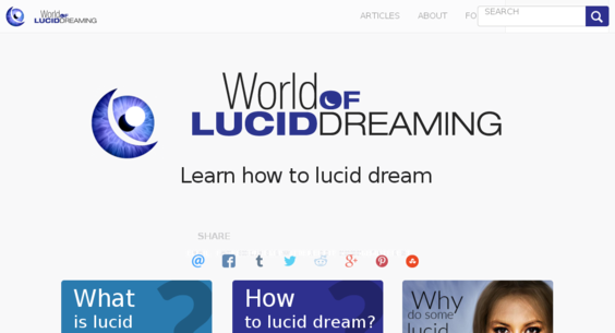 world-of-lucid-dreaming com has been sold for $95,330