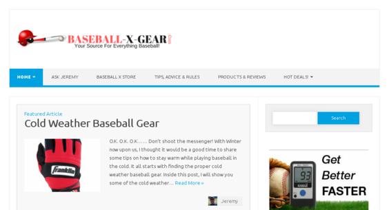 très convoité gamme de sensation de confort chaussures pour pas cher BaseballXgear.com — Website Sold on Flippa: Established ...