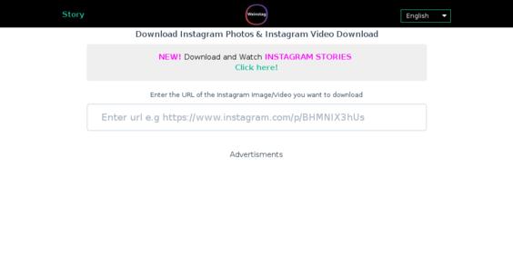 weinstag instagram stories