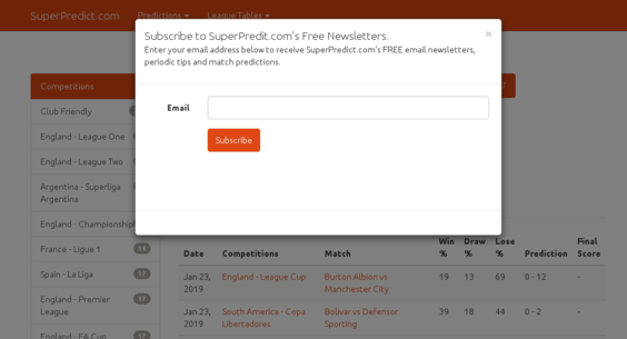 superpredict com — Website Sold on Flippa: Unique and
