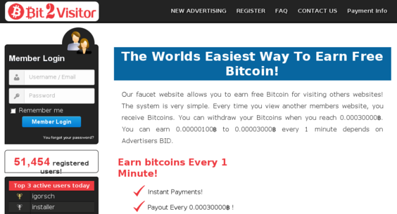bit2visitor com — Website Sold on Flippa: 4 Bitcoin sites with