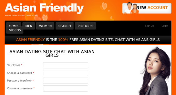 Liste over 100 gratis Dating Sites i Asia