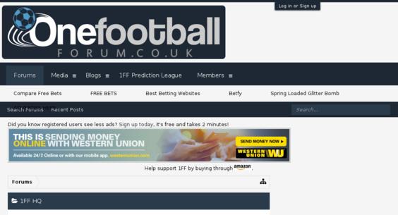 largest betting forum