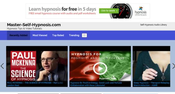 Master-Self-Hypnosis com — Website Sold on Flippa: Master-Self