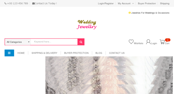 Weddingjewellry Com Starter Site Sold On Flippa Domain Worth 510