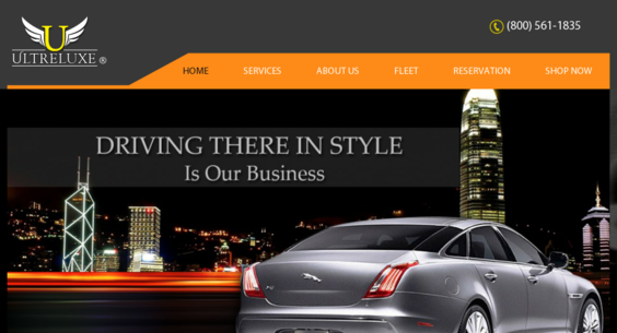 luxury car affiliate program  ultreluxe.com — Website Listed on Flippa: Luxury Travel Concierge ...