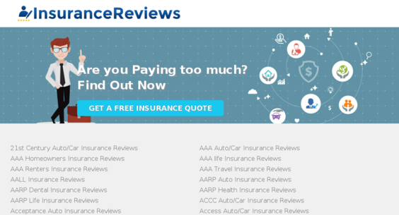 Aaa Life Insurance Reviews >> Cashreloaded Org Website Sold On Flippa Insurance Reviews