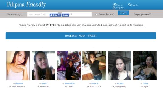 Filippiinit dating chat