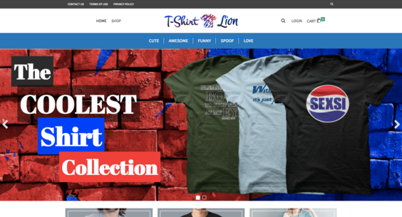 TshirtLion.co