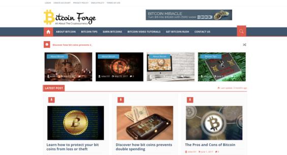 BitcoinForge.org
