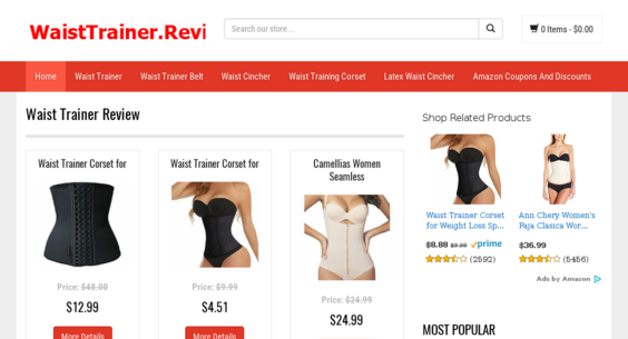 WaistTrainer.Review