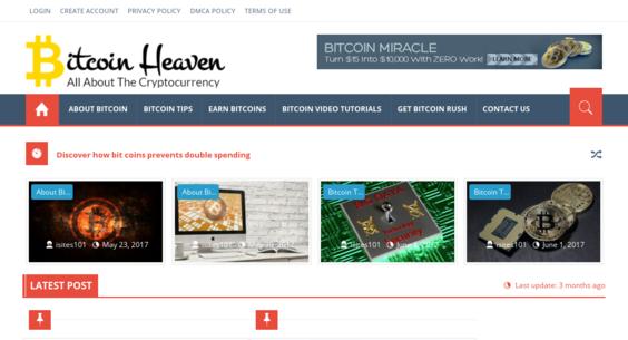 BitcoinHeaven.org