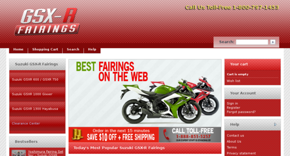 gsxrfairings.net