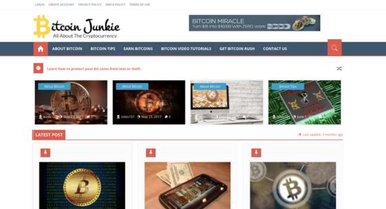 BitcoinJunkie.org