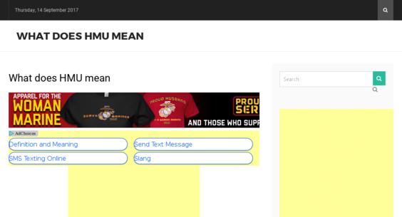 Whatdoeshmumean Com Website Sold On Flippa General Site Earning