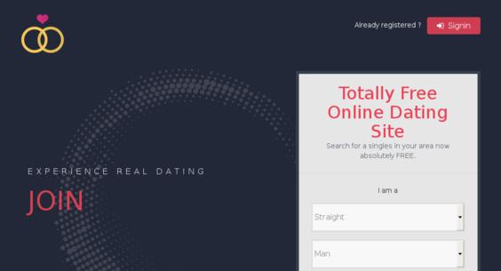 Ranking online dating websites