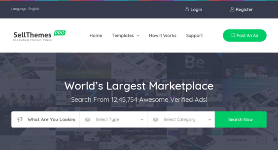 Best marketplaces to sell themes and templates online.