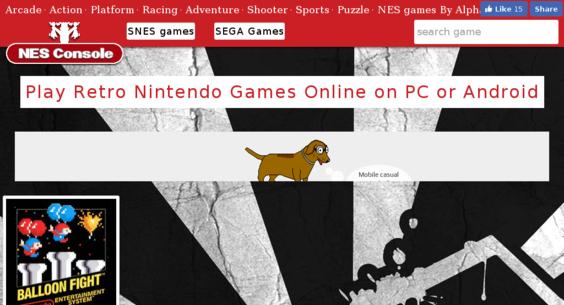 nesconsole com — Website Listed on Flippa: Nesconsole com