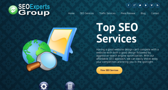 SEOExpertsGroup com — Starter Site Listed on Flippa: 21-in-1 Turnkey